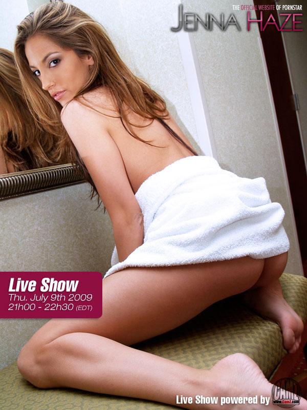 Jenna Haze webcam